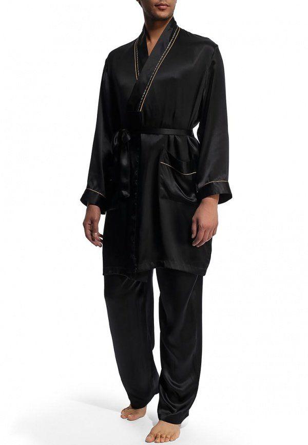 ce319351adf5a Мужской комплект халат и брюки Marc&Andre MSS-A2101-A2110 купить в ...